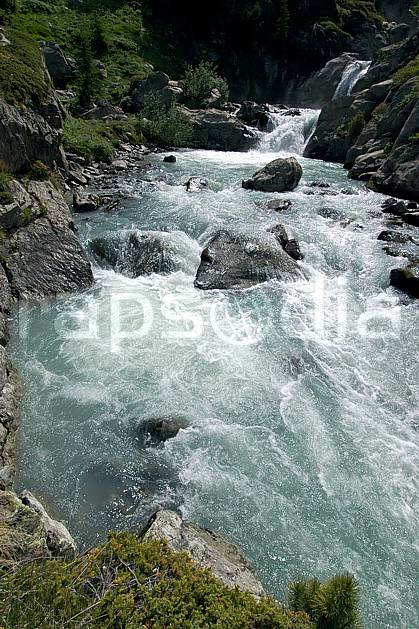 aa041246LE royalty free beaufortain, savoie, alpes, Europe, EEC, middle mountain, landscape, river (France).