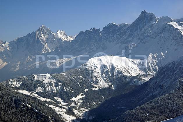 aa050898LE : Depuis Saint Nicolas de Véroce, col de Voza et Aiguilles de Chamonix, Haute-Savoie, Alpes.  Europe, CEE, vallée, C02, C01, vue aérienne moyenne montagne, paysage, Annecy 2018 (France).