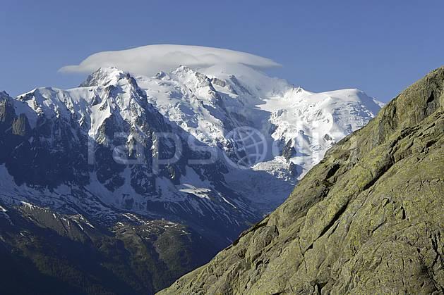 aa071452LE : Massif du Mont Blanc et son