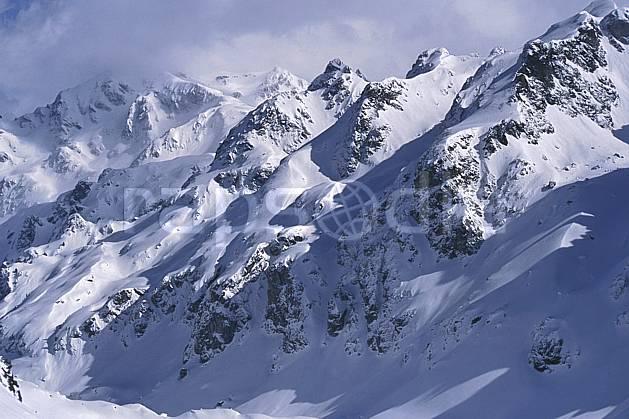 aa2157-16LE : Depuis Chamrousse, Isère, Alpes.  Europe, CEE, ciel nuageux, C02, C01 moyenne montagne, paysage (France).