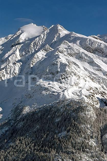 ba050005LE : Dômes de Miage, Massif du Mont Blanc, Haute-Savoie, Alpes.  Europe, CEE, panorama, chaine de montagnes, C02, C01 forêt, haute montagne, moyenne montagne, Annecy 2018 (France).