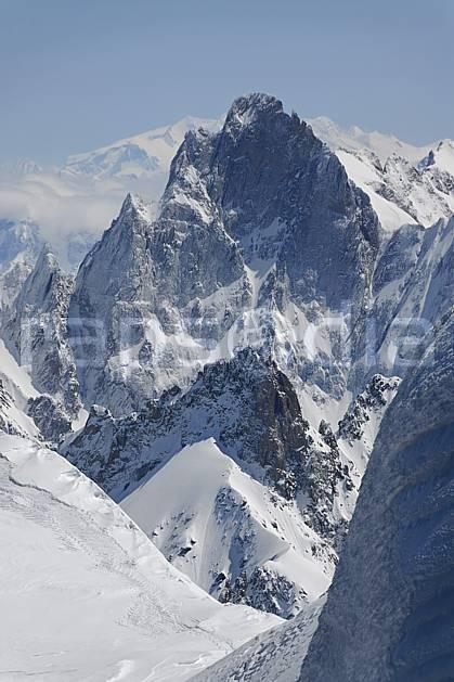 ba061192LE : Depuis le Col du Plan, Grandes Jorasses, Massif du Mont Blanc, Haute-Savoie, Alpes.  Europe, CEE, chaine de montagnes, panorama, C02, C01 haute montagne, paysage, Annecy 2018 (France).