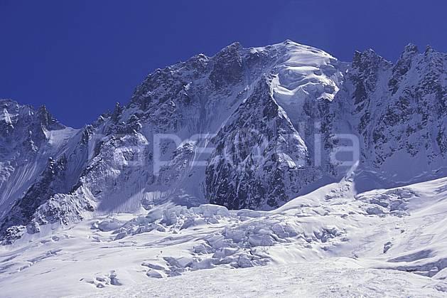 ba0953-29LE : Aiguille Verte, Massif du Mont Blanc, Haute-Savoie, Alpes.  Europe, CEE, falaise, glacier, sérac, crevasse, C02, C01 haute montagne, paysage, Annecy 2018 (France).