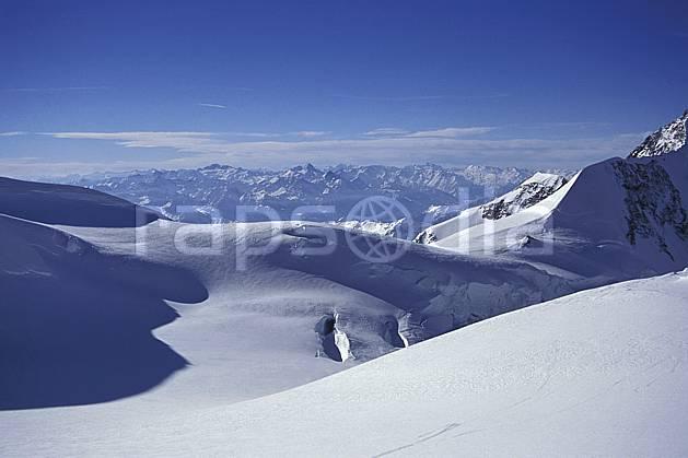 ba1112-07LE : Mont Rose, Alpes.  Europe, poudreuse, C02, C01 haute montagne, paysage (Suisse).