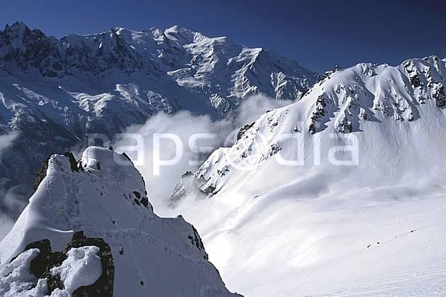 ba2420-02LE : Depuis La Flégère, Massif du Mont Blanc, Chamonix, Haute-Savoie, Alpes.  Europe, CEE, ciel bleu, brouillard, C02, C01 haute montagne, paysage, Annecy 2018 (France).