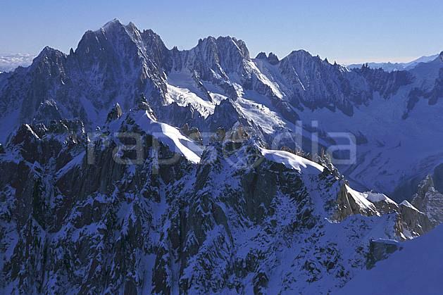 ba2558-04LE : Aiguille Verte, Droites, Courtes, Massif du Mont Blanc, Haute-Savoie, Alpes.  Europe, CEE, ciel bleu, C02, C01 haute montagne, paysage, Annecy 2018 (France).