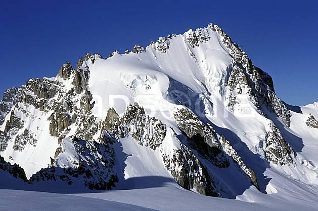 ba2749-12LE : Aiguille du Chardonnet, Haute-Savoie, Alpes.  Europe, CEE, ciel bleu, falaise, C02, C01 haute montagne, paysage, Annecy 2018 (France).