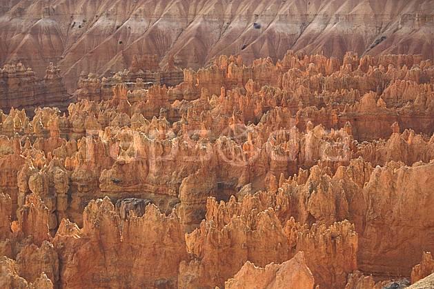 ea0661-27LE : Bryce Canyon, Utah.  Amérique du nord, pic, parc américain, érosion, C02, C01 désert, paysage, voyage aventure (Usa).