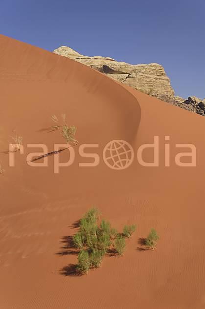 ea071353LE : Désert du Wadi Rum.  Moyen Orient, dune, C02 désert, paysage, voyage aventure (Jordanie).