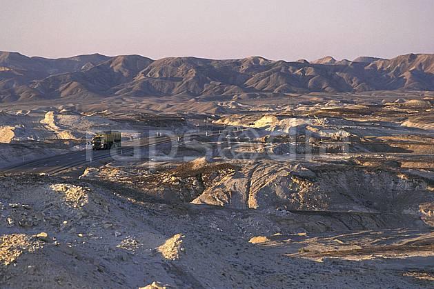 ea1134-35LE : Désert du Negev.  Proche Orient, ciel voilé, évasion, espace, pureté, C02, C01 désert, paysage, voyage aventure (Israël).