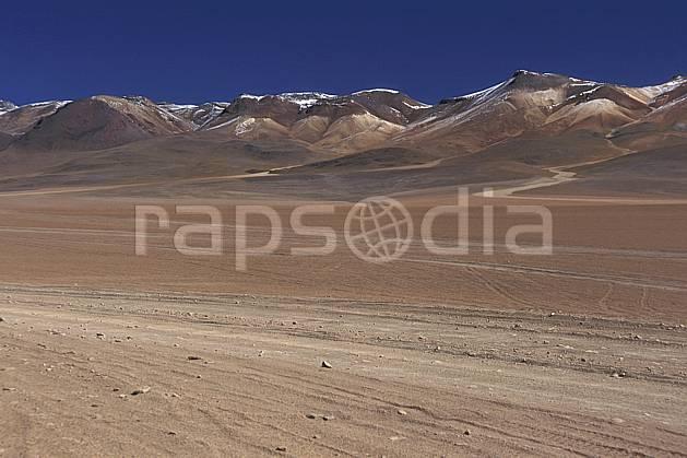 ea1221-27LE : Sud Lipez.  Amérique du sud, Amérique Latine, Amérique, ciel bleu, route, C02, C01 désert, paysage, voyage aventure (Bolivie).