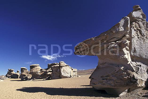 ea1221-32LE : Sud Lipez.  Amérique du sud, Amérique Latine, Amérique, bloc, ciel bleu, C02, C01 désert, paysage, voyage aventure (Bolivie).
