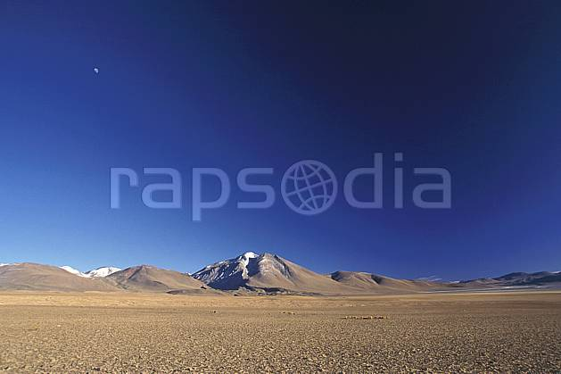 ea1224-03LE : Sud Lipez.  Amérique du sud, Amérique Latine, Amérique, ciel bleu, C02, C01 désert, lune, paysage, voyage aventure (Bolivie).