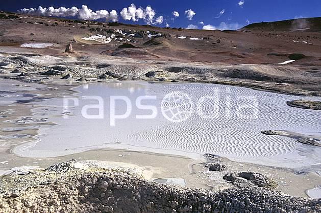 ea1224-27LE : Sud Lipez.  Amérique du sud, Amérique Latine, Amérique, ciel bleu, geyser, C02, C01 lac, paysage, voyage aventure (Bolivie).