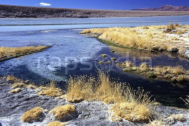 ea1225-08LE : Sud Lipez.  Amérique du sud, Amérique Latine, Amérique, ciel bleu, évasion, espace, laguna, lagune, pureté, C02, C01 lac, paysage, voyage aventure (Bolivie).
