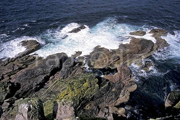 ea2065-29LE : Highlands, Point of Stoer, Ecosse.  Europe, CEE, littoral, vague, écosse, C02, C01 mer, paysage, voyage aventure (Royaume-Uni).