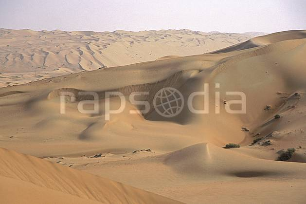 ea2838-12LE : Arabie Saoudite.  Afrique, Moyen Orient, ciel voilé, dune, C02, C01 désert, paysage, voyage aventure (Arabie-Saoudite).