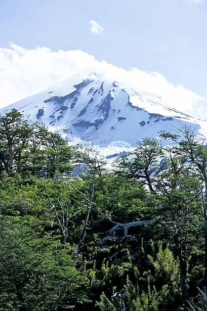 ea3187-01LE : Patagonie.  Amérique du sud, Amérique Latine, Amérique, C02, C01 forêt, moyenne montagne, paysage, voyage aventure (Argentine).