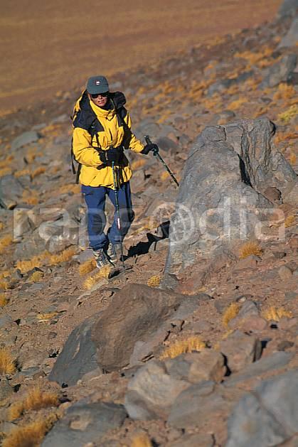 eb1226-21GE sud lipez, trekking, South America, Latin America, America, sport, leisure, action, aquatic sport, slide, walk, woman, people, adventure trip (Bolivia).