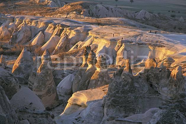 eb2658-26LE : Anatolie Centrale, Cappadoce. randonnée pédestre,  trek Europe, sport, rando, loisir, action, sport de montagne, C02, C01 groupe, moyenne montagne, paysage, personnage, voyage aventure (Turquie).