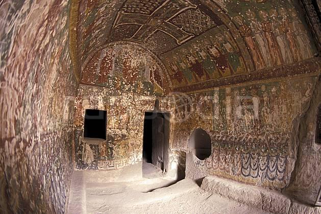ee2646-35LE : Anatolie Centrale, Cappadoce.  Europe, temple, C02, C01 environnement, patrimoine, voyage aventure (Turquie).