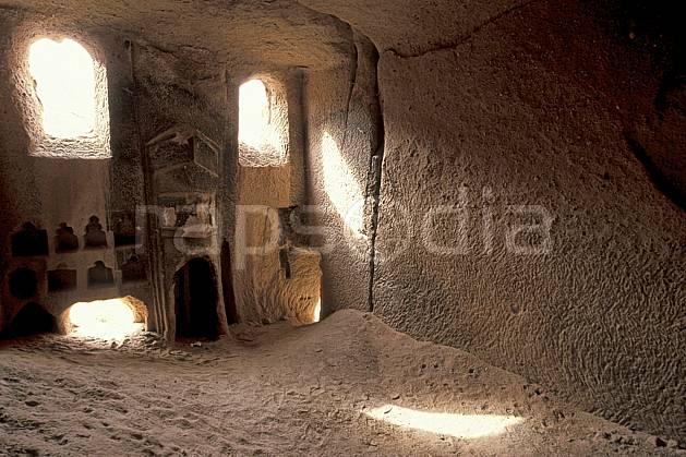 ee2647-29LE : Anatolie Centrale, Cappadoce.  Europe, folklore, ruine, tradition, C02, C01 environnement, habitation, patrimoine, voyage aventure (Turquie).
