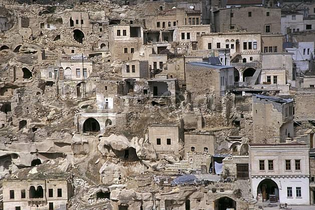 ee2649-01LE : Anatolie Centrale, Cappadoce.  Europe, folklore, tradition, C02, C01 environnement, habitation, patrimoine, voyage aventure (Turquie).