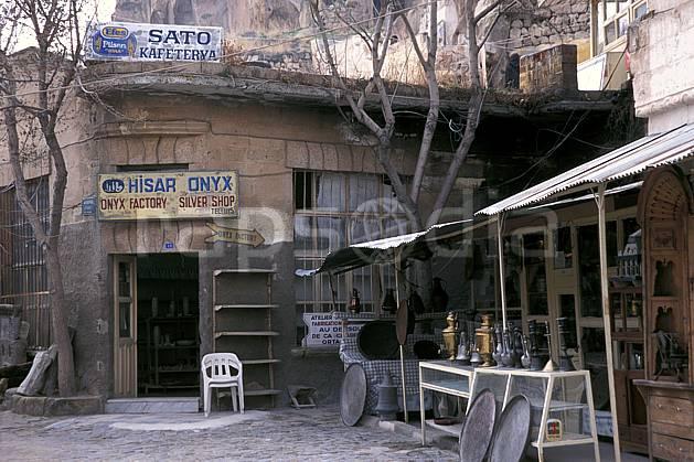 ee2649-20LE : Anatolie Centrale, Cappadoce.  Europe, C02, C01 environnement, habitation, voyage aventure (Turquie).
