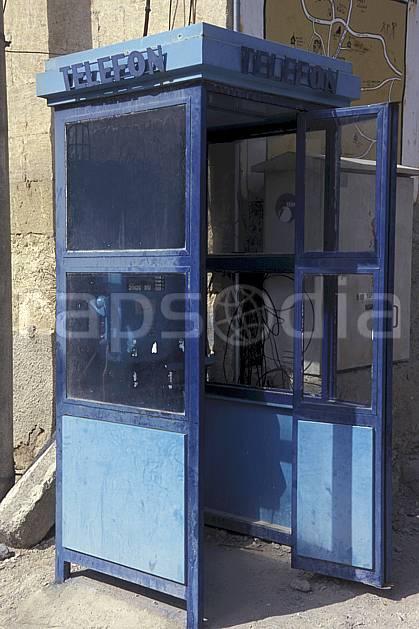 ee2649-36LE : Cabine téléphonique, Anatolie Centrale, Cappadoce.  Europe, téléphone, C02, C01 environnement, voyage aventure (Turquie).