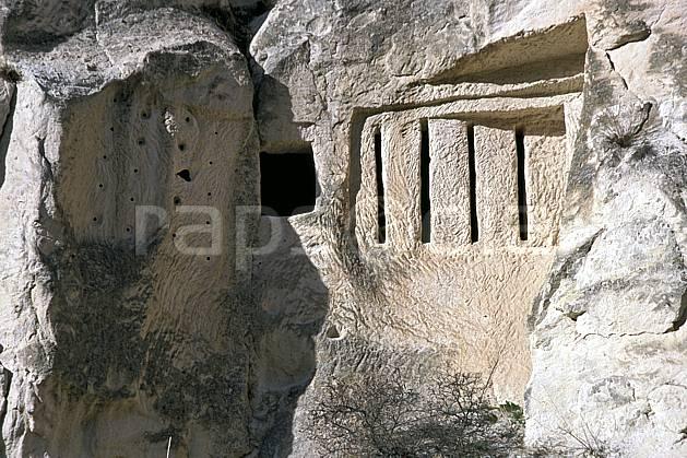 ee2657-06LE : Anatolie Centrale, Cappadoce.  Europe, folklore, habitation, ruine, temple, tradition, C02, C01 environnement, patrimoine, voyage aventure (Turquie).