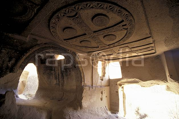 ee2657-19LE : Anatolie Centrale, Cappadoce.  Europe, folklore, habitation, ruine, temple, tradition, C02, C01 environnement, patrimoine, voyage aventure (Turquie).