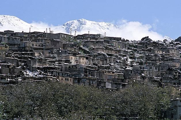 ee3147-31LE : Trek Maroc.  Afrique, Afrique du nord, ville, village, C02, C01 environnement, habitation, moyenne montagne, patrimoine, paysage, voyage aventure (Maroc).