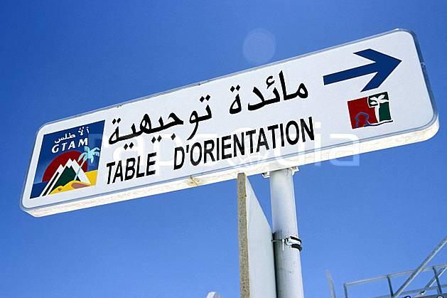 ee3153-33LE : Trek Maroc.  Afrique, Afrique du nord, signalisation, C02, C01 environnement, moyenne montagne, voyage aventure (Maroc).
