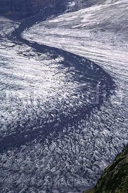 fa1031-04LE : Vatnajökull Glacier.  ONU, OTAN, glacier, C02, C01 textures et fonds (Islande).