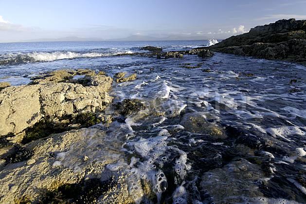 ha072030LE : Marée montante à Saint John's point, Donegal.  Europe, CEE, plage, littoral, C02 mer, paysage (Irlande).
