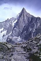 Aiguilles des Drus, Massif du Mont Blanc, Haute-Savoie, ref aa0338-30GE