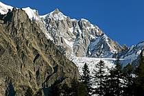 Depuis le Col Checrouit, Alpes, ref aa041799LE