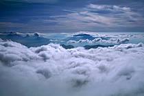 Mer de nuages vue du Parmelan, Haute-Savoie, ref aa0479-16GE