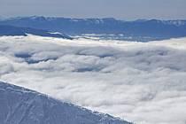 Cerro Catedral, Bariloche, Patagonie, ref aa054812LE