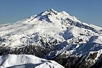 Cerro Tronador, Bariloche, Patagonie, ref aa054818GE