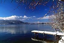 Lac d'Annecy, Haute-Savoie, ref aa0693-15GE