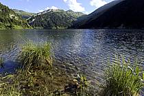 Lac de Saint Guérin, Beaufortain, Alpes, ref aa071478LE