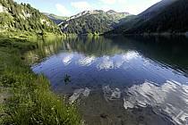 Lac de Saint Guérin, Beaufortain, ref aa071481GE
