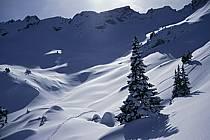 Paysages enneigés, Seythenex, Haute-Savoie, ref aa0897-22GE