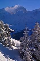 Depuis le col des Saisies, Savoie, ref aa1250-16GE