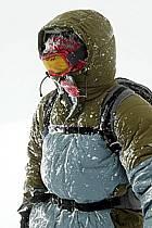 Ski dans le mauvais temps, ref ab053493GE