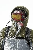 Ski dans le mauvais temps, ref ab053495GE
