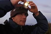 Lampe frontale, Haute-Savoie, ref ab055105GE