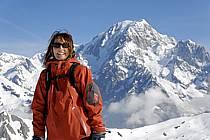 Mont-Blanc versant Italien, ref ab062136GE