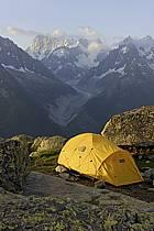 From the Aiguilles Rouges, Jorasses and Aiguilles de Chamonix, Alpes, ref ab071468GE